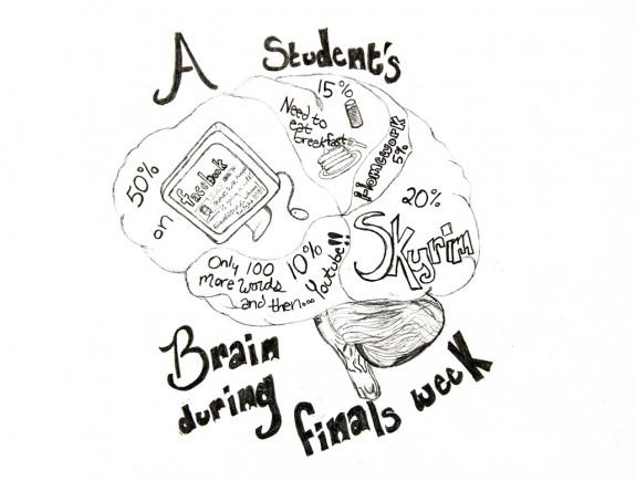 10 study tips to keep your brain on homework
