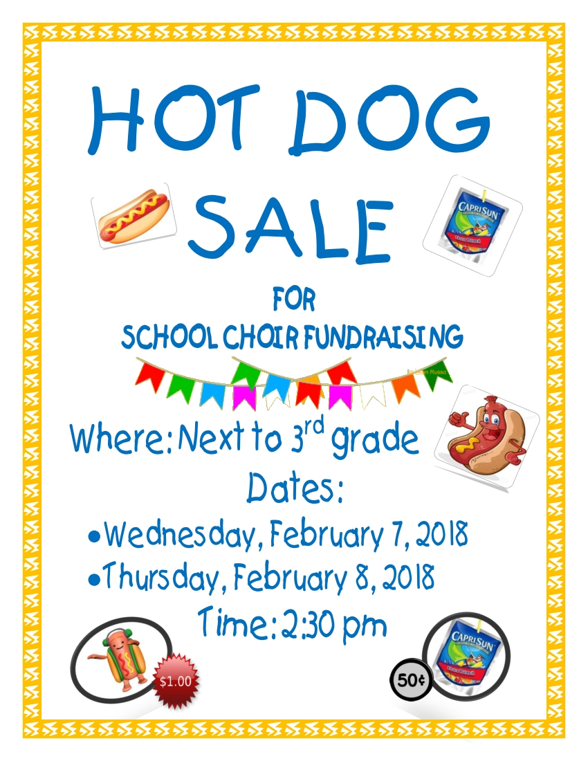 Hot Dog Sale