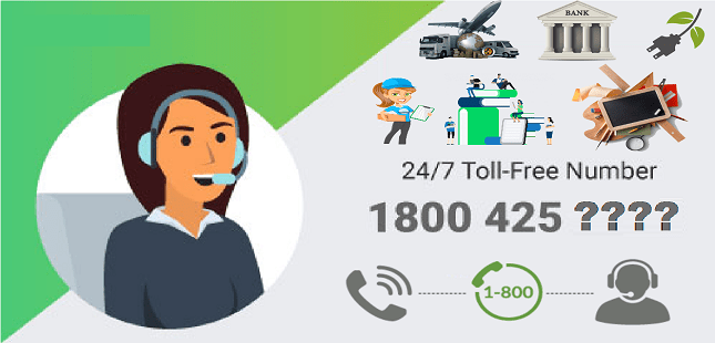 Useful Toll Free Numbers | Transportation Services,Banks , Courier/Postal Services ,Energy, Education .etc 2019