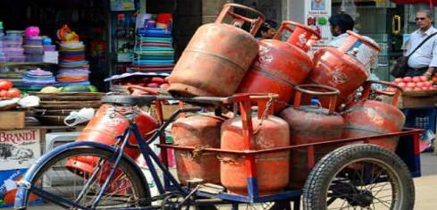 Lpg Gas Cylinder Agency