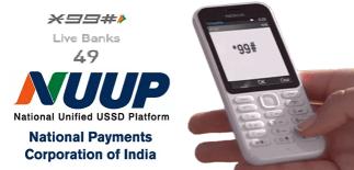 *99# USSD Digital Payment Service