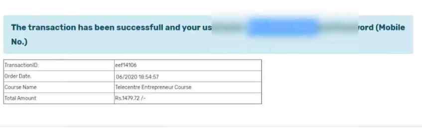 TEC Certificate Number Login