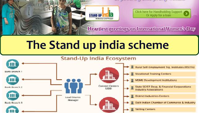 Stand Up India Scheme की पूरी जानकारी