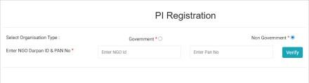 Satyabhama Portal PI Form