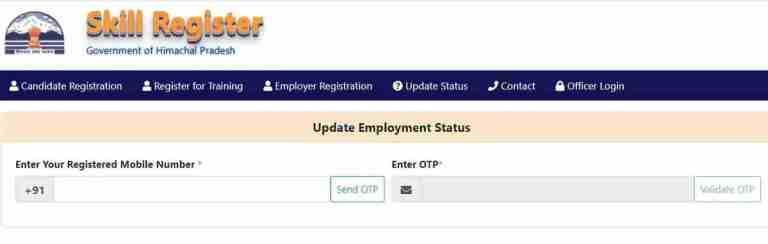 HP Update Employment Status 2021