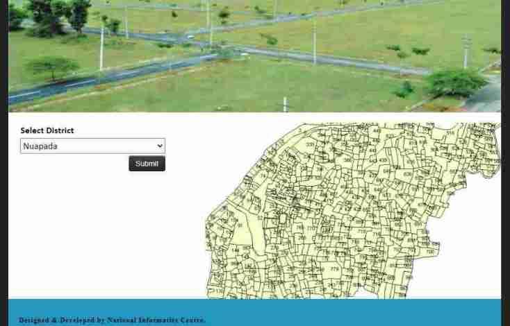 odisha bhulekh naksha 2021