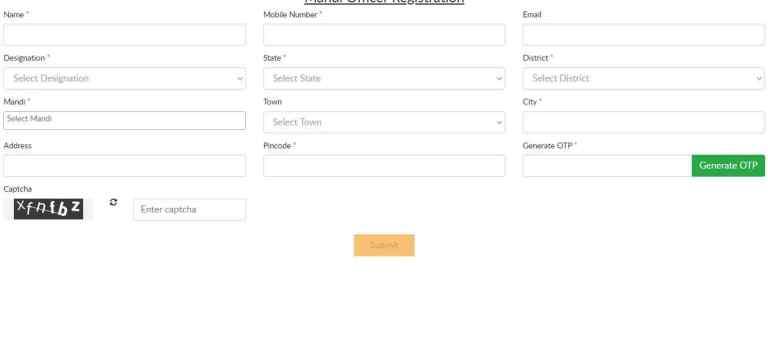 Kisan Rath Application Form