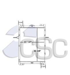 mack radiators [ 1226 x 1200 Pixel ]