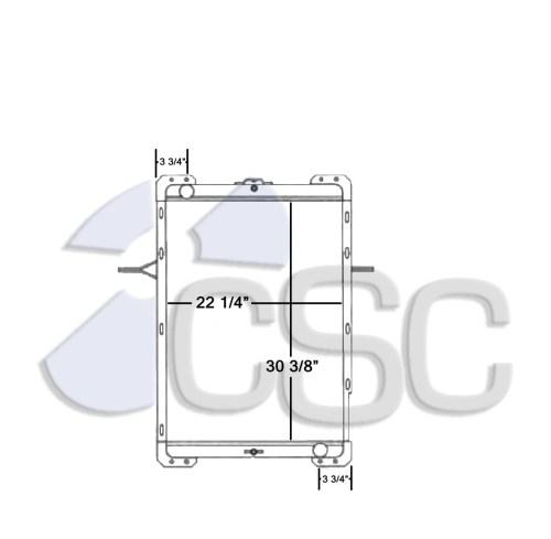 small resolution of mack radiators