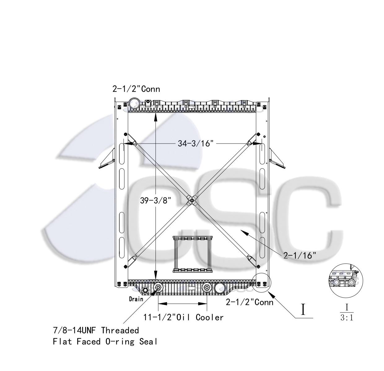 hight resolution of mack radiators
