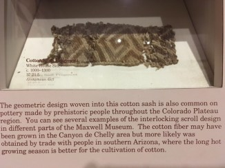 From the Maxwell Museum of Anthropology at UNM