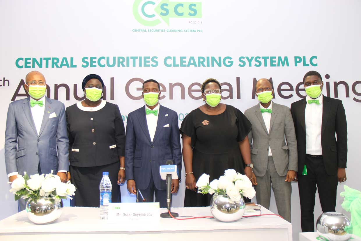 27th Annual General Meeting of Central Securities Clearing System Plc