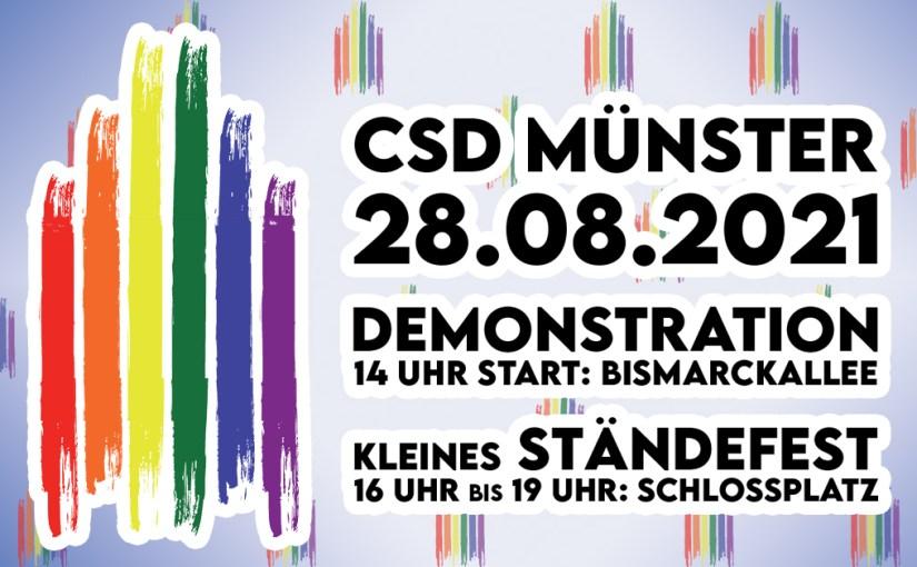 CSD.Münster 2021