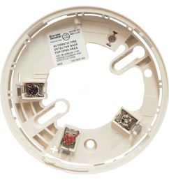 honeywell fire detector base to suit addressable detectors white [ 1030 x 1030 Pixel ]