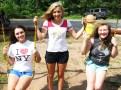 Allie, Siri and Mary