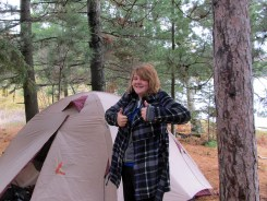 Solo Camping