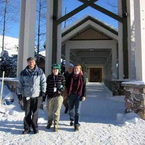14-01-31 Family on the Bridge