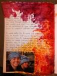 Lauren's Earth Art Journal