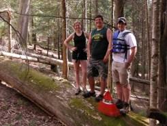 Lauren, Matt and Jake