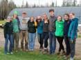 The tree nursery crew