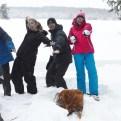 16-02-03 Sylvania Snowshoe 12 Loon Lake