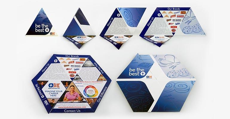 CSD Print Design Blog Journal Examples