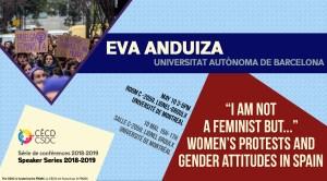 Série de Conférences: Eva Anduiza @ Salle C-2059, Pavillon Lionel-Groulx, Université de Montréal | Montreal | Quebec | Canada