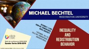 Série de Conférences: Michael Bechtel @ Salle 404 - Thomson House | Montréal | Québec | Canada