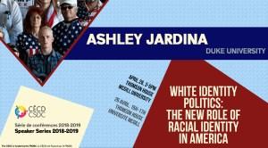 Série de Conférences: Ashley Jardina @ Thomson House, McGill