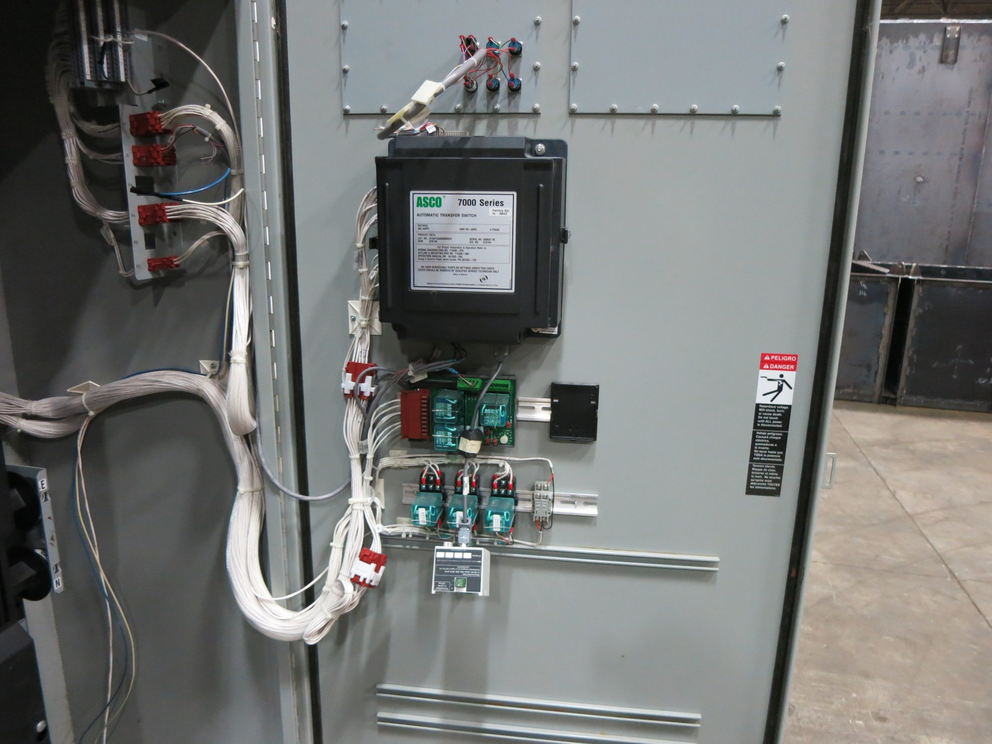 hight resolution of asco 7000 series automatic transfer switch wiring diagram with source used