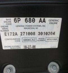 used generac qt150 natural gas generator 105 hrs 150 kw 0 price csdg [ 4000 x 3000 Pixel ]