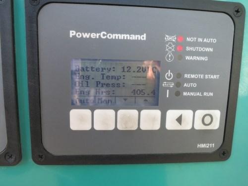 small resolution of used cummins dsgac diesel generator 407 hrs epa tier 3 150 kw 0 price csdg