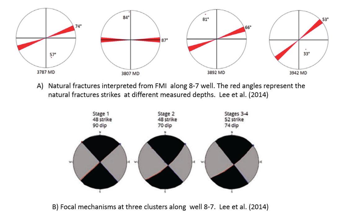 Interpretation of Microseismic Using Geomechanical