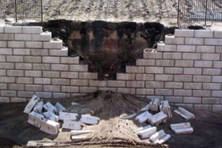 When Retaining Walls Fail Civil Structural Engineer