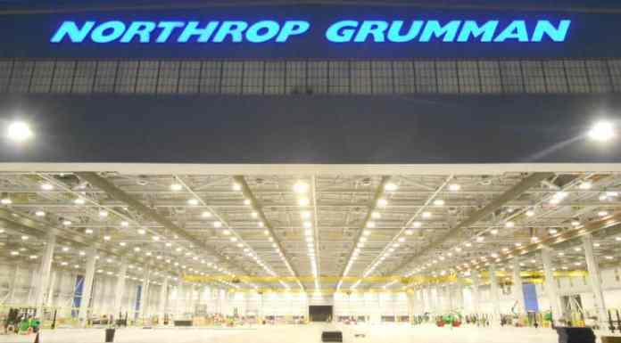 Northrop Grumman Manufacturing Center of Excellence achieves LEED