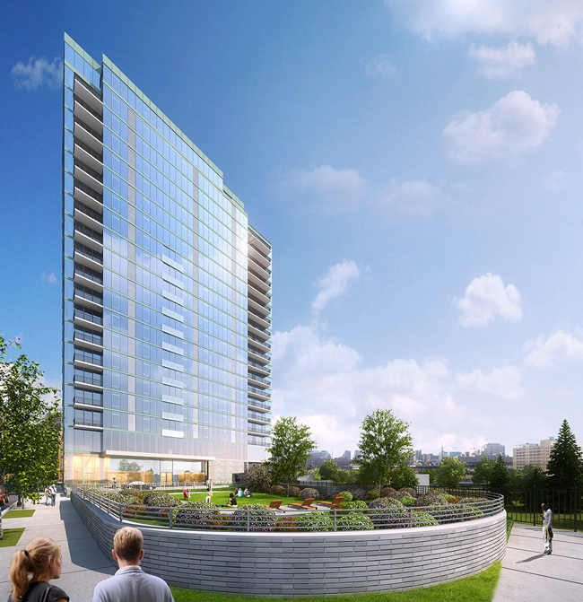 Civil Structural Engineer Magazine: One Riverside Residential High Rise Celebrates Grand Opening