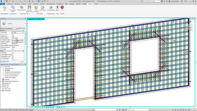 AEC TECH NEWS: Autodesk releases Structural Precast Extension for