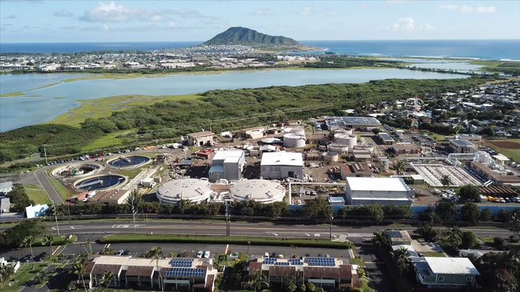 Hawaii's 'largest-ever' wastewater project completed | Civil +