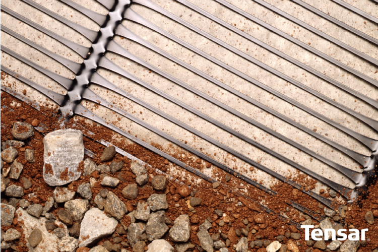 Tensar HDPE Geogrid Systems   Civil + Structural Engineer
