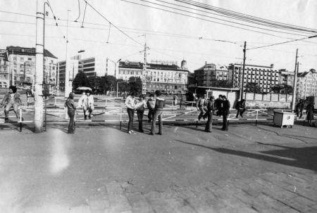 Boráros tér 1980