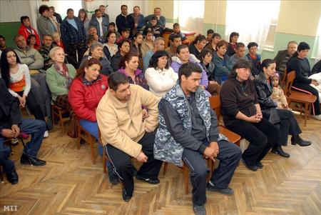 azért nem dolgoznak a romák