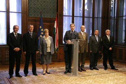 Gyurcsány kormány