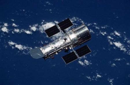 Huszonöt éves a Hubble-űrteleszkóp