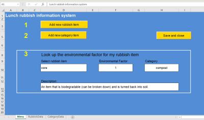 Task 2: Patterns & Play – Garbage Census