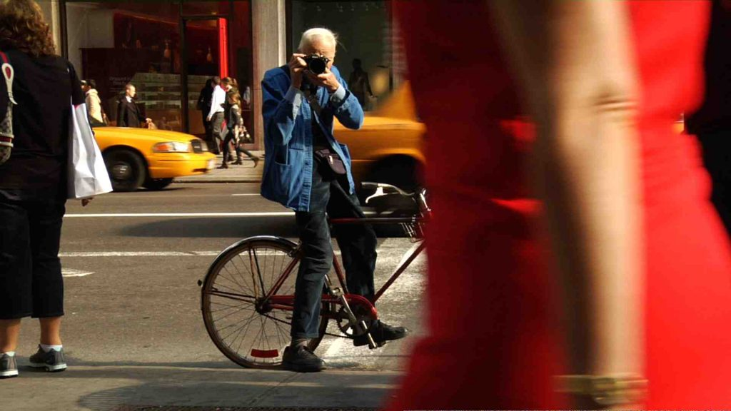 Fashion Aficionado Bill Cunningham