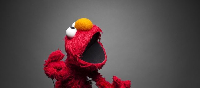 The Man Behind Elmo
