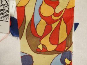 Fabric against blue (2)