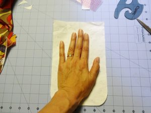 Patch pocket pattern
