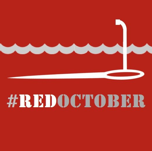 Sew Red October