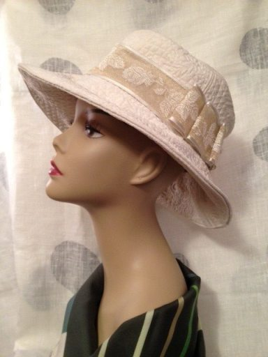 Sun hat for silent auction - csews.com